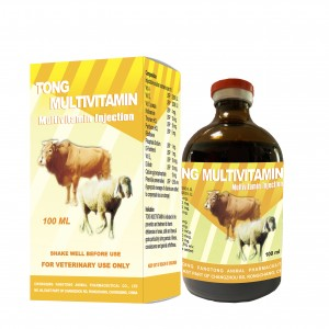 multivitamin sindano