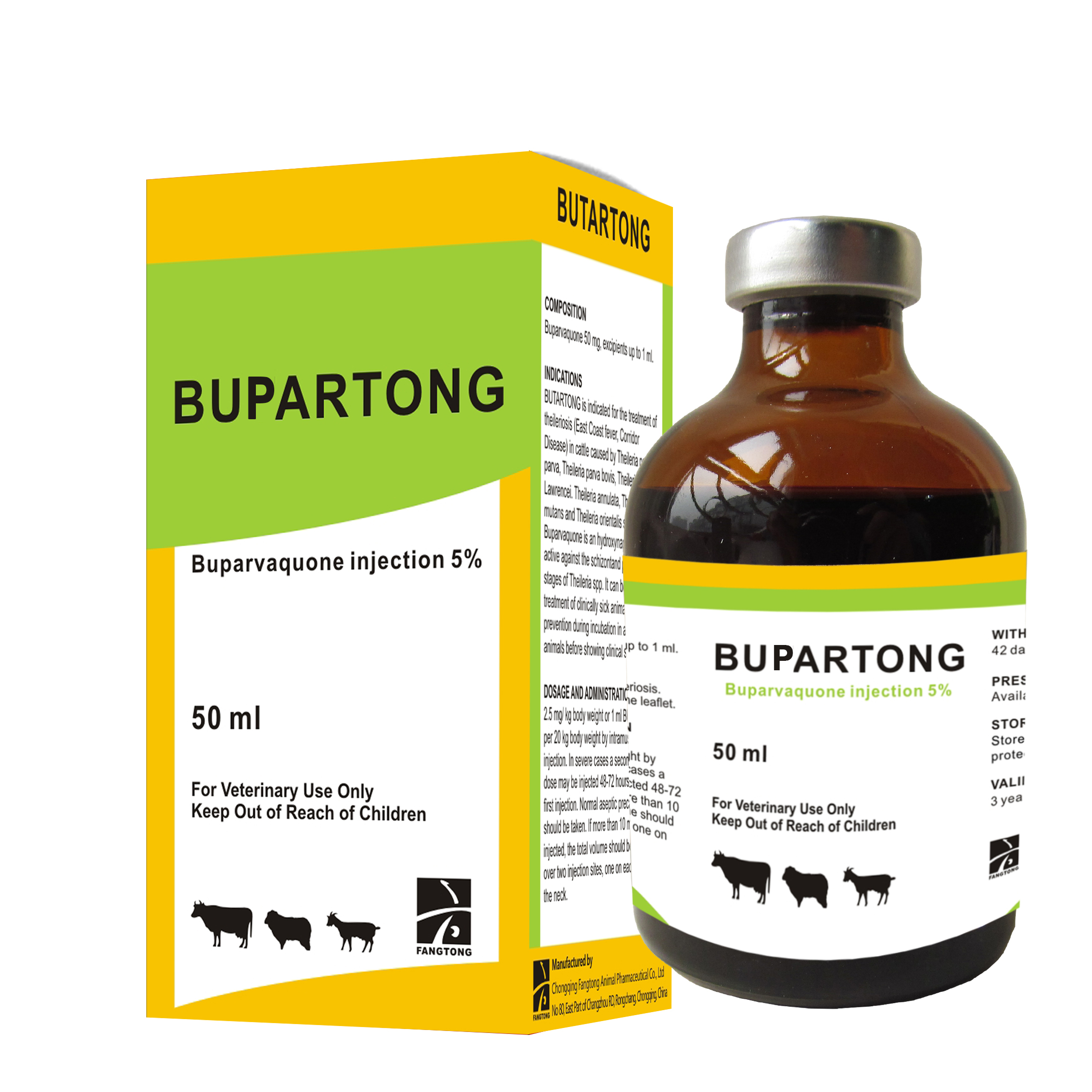 BUPARTONG  Buparvaquone injection 5% Featured Image