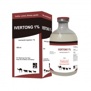 IVERTONG 1% ivermectin injection 1%