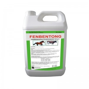 Fenbendazol Suspension 10%