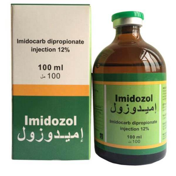 Original Factory Veterinary Drugs Manufacturer - Imidocarb Injection 12% – Fangtong