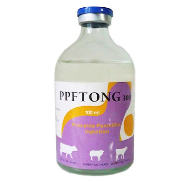 Short Lead Time for Albendazole Suspension Low Price - Procaine watery injection 3 mega – Fangtong