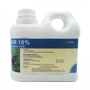 Albendazole baka dakatar 10%