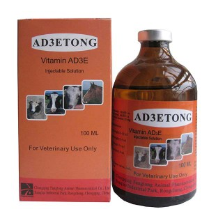Vitamine AD3E Injection