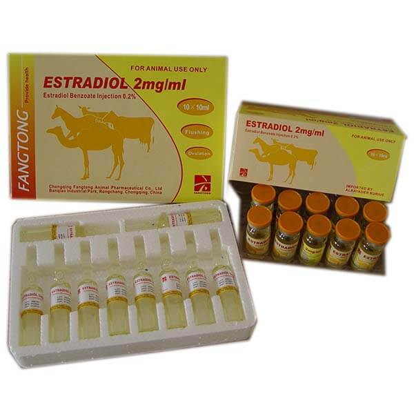 Discountable price Diminazene Aceturate - Estradiol Benzoate Injection 0.2% – Fangtong