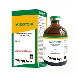 Imidocarb injection 12%