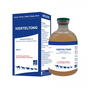 Ivermectin 1% + Closantel 10% Injection