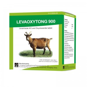 LEVAOXYTONG 900 Compound Levamisole bolus 900mg