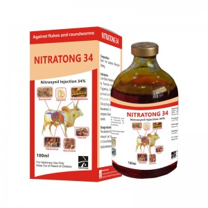 NITRATONG Nitroxinil Injection 34%
