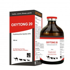 OXYTONG 20 oxytetracycline injection 20%