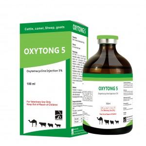 OXYTONG 5 oxytetracycline injection 5%