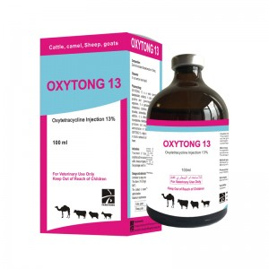 ចាក់ oxytetracycline 13%