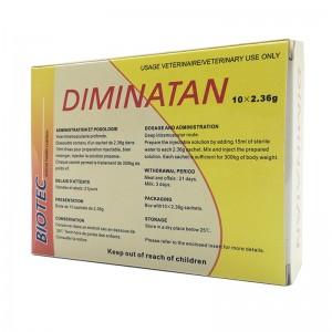 Diminazene Diaceturate 2.36g / 23.6g