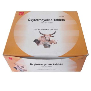 tablet Oxytetracycline