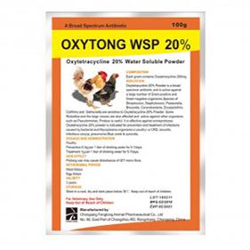 OXYTONG WSP 20%       Oxytetracycline WSP 20%