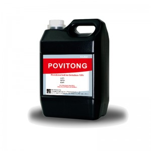 POVITONG  Povidone Iodine Solution 10%